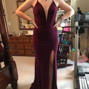Fabiano Prom Dress size 6